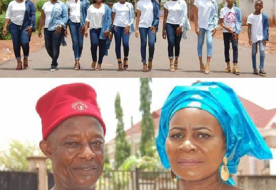 Beautiful Family: Photos Of 10 Siblings From Same Parents…