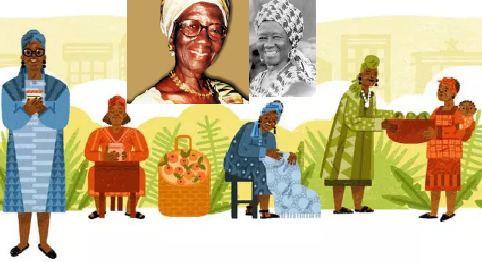 Auntie Ocloo: Esther Afua Ocloo Honoured In Google Doodle…