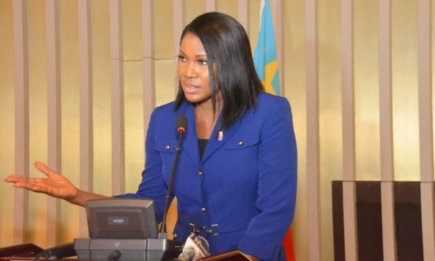 African Celebrities who give back: UNFPA Ambassador Stephanie Linus Visits Congo on International Day to End Obstetric Fistula