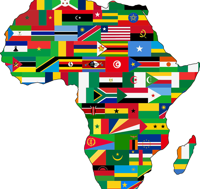 Happy Africa Day…