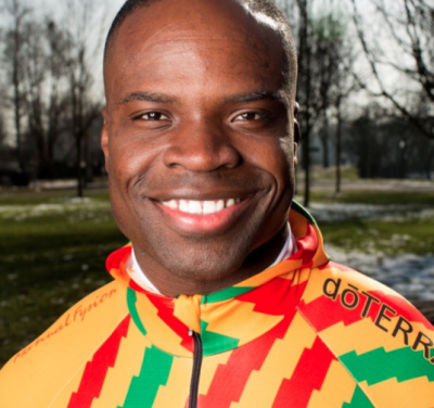 Ghanaian Athlete Akwasi Frimpong To Represent His Country In The 2022 Winter Olympics In Skeleton