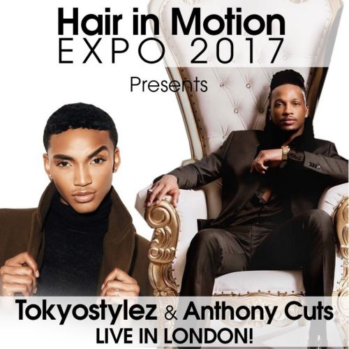 Hair In Motion Expo @ Hilton Metropole in London…