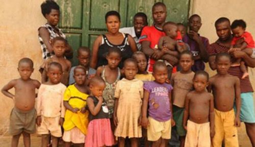 Meet the 39 Year Old Miriam Who Has Given Birth To 38 Children