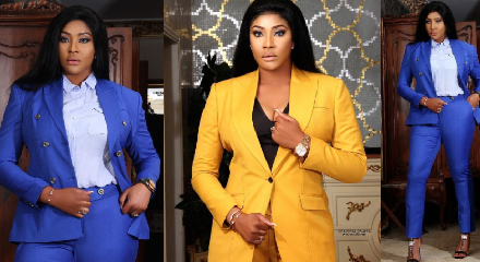African Celebrities: Happy Birthday Angela Okorie