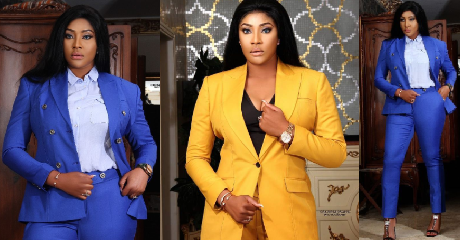 Happy Birthday Angela Okorie