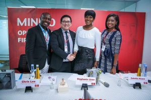 Stephanie Linus Revealed As Brand Ambassador for MINISO Nigeria