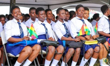 Ghanaian Launches FREE Senior High School Education