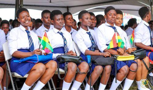 Ghanaian Launches FREE Senior High School Education