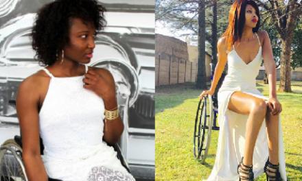 Miss Wheelchair World 2017…