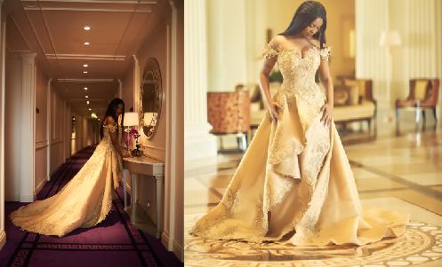 Stunning Photos Of Maktoub Magazine Boss Mariam Mohammed…