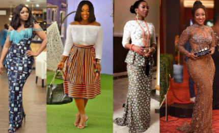 African Celebrities Who Inspire Us To Dress Better…
