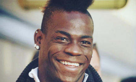 Celebs Who Give Back –  Mario Balotelli