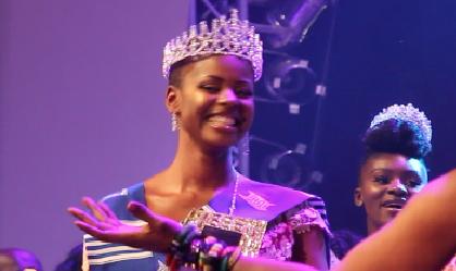 African Fashion: Miss Ghana UK…