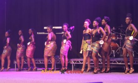 Miss Ghana UK: Watch All the Dance Highlights