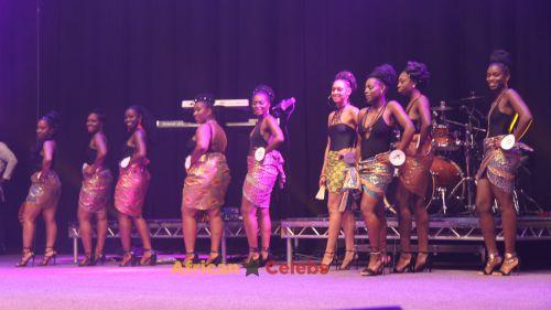 Miss Ghana UK: Watch All the Dance Highlights