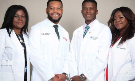Meet The Medicine Family: Mother, Son, Sisters, Wife, Brother All Doctors