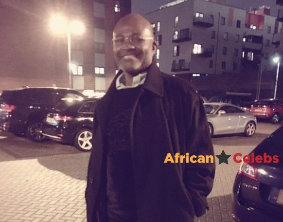 Happy Birthday To Kennedy Agyapong