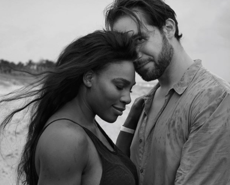 Serena Williams and Reddit co-founder Alexis Ohanian Are Married