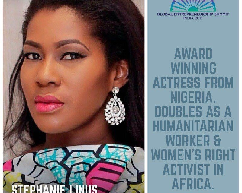 Stephanie Linus Set To Speak Alongside Prime Minister Narendra Modi, Ivanka Trump And…
