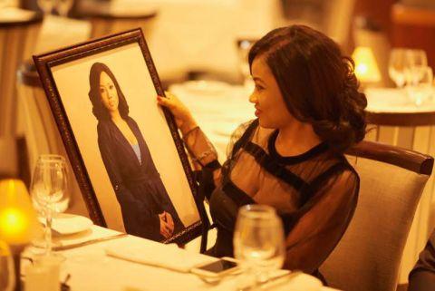 Photos: Maktoub Magazine Publisher Mariam Mohammed's Birthday