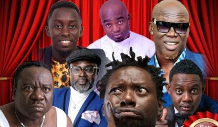 The Corporate Golden Comedy & Dinner Dance: AY, Mr Ibu, Klint Da Drunk…