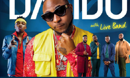 Davido UK Tour: Davido Fans Where You At…???