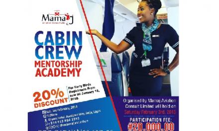 Mamaj Aviation Consult Limited: Cabin Crew Mentorship Academy
