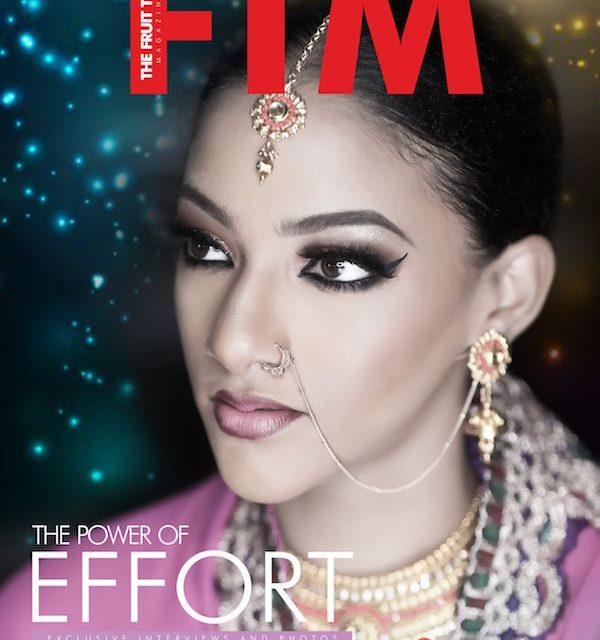 Sophie Alakija Stuns The December Edition Of The Fruit Tree Magazine…