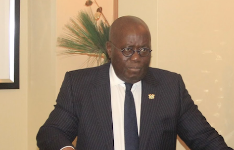 Nana Akufo-Addo: The First African Leader To Speak At The National Governors Association…