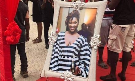 Ebony Reigns Laid To Rest… RIP Ohema…..