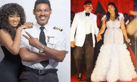 Omotola Jalade Ekeinde & Captain MatthewEkeinde Celebrating  22nd Wedding Anniversary…