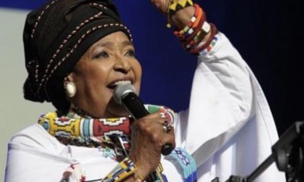 Winnie Madikizela-Mandela Dies Aged 81