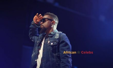 Sarkodie has broken his silence over the VGMA 2019 Incident