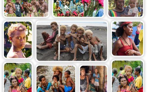 Beautiful People Of Solomon Islands