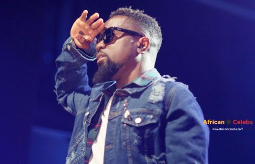 Happy Birthday To Sarkodie