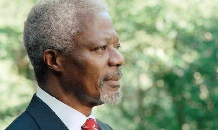 Kofi Annan Funeral: Kofi Annan's Remains Return Home to Ghana…
