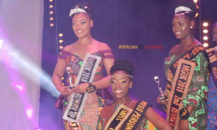 Congrats to 2018 Miss Ghana UK : Akua Anim