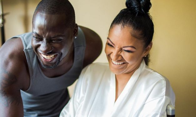 Chris Attoh Remarries! and the internet was not ready…
