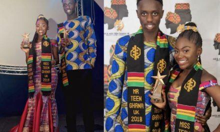 Mr & Miss Teen Ghana UK