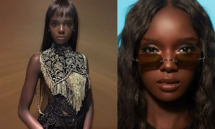 African Celebrities: Happy Birthday Duckie Thot