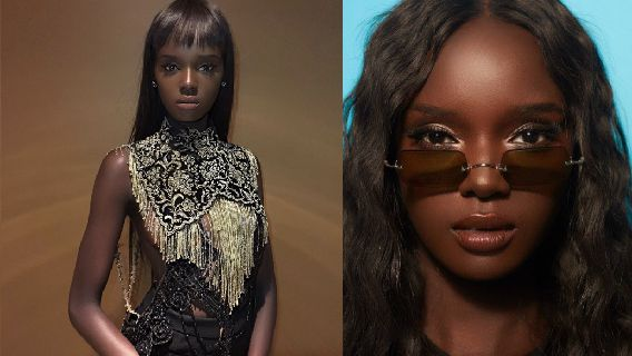 African Celebs Birthdays: Happy Birthday Duckie Thot