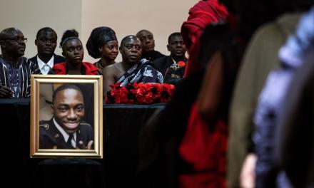 Remembering African Heroes: Private Emmanuel Mensah Named 'Local Hero' By NYC Red Cross