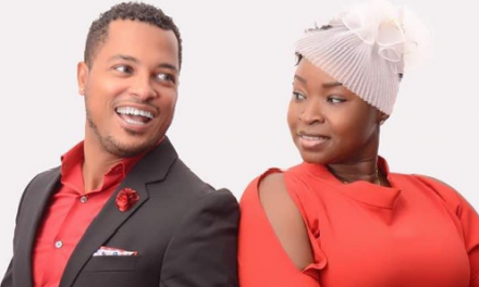 Happy 15th Years Wedding Anniversary To Van Vicker And Adjoa Vicker