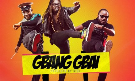 Praye Releases Fresh Single 'Gbang Gbai'