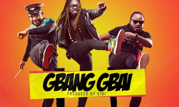Praye Releases Fresh Single 'Gbang Gbai'