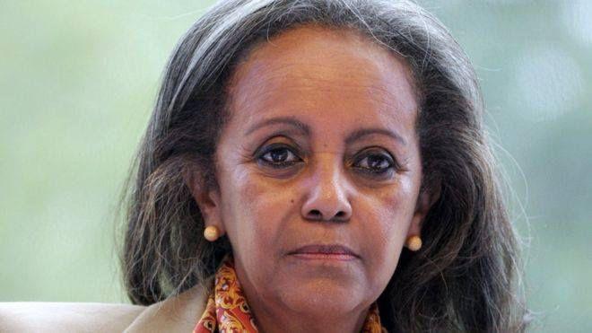 Global News: Sahle-Work Zewde: Ethiopia's First Female President
