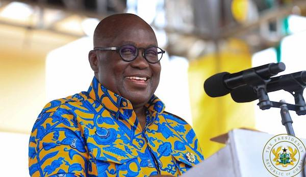 'We Live On The Richest Continent In The World, Yet Our People Are The Poorest' – President Akufo-Addo