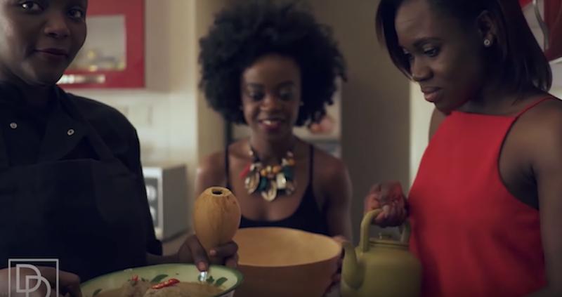 Foodie Venture: A Dine Diaspora Documentary….