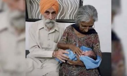 Global News: Mother At The Age Of 70…
