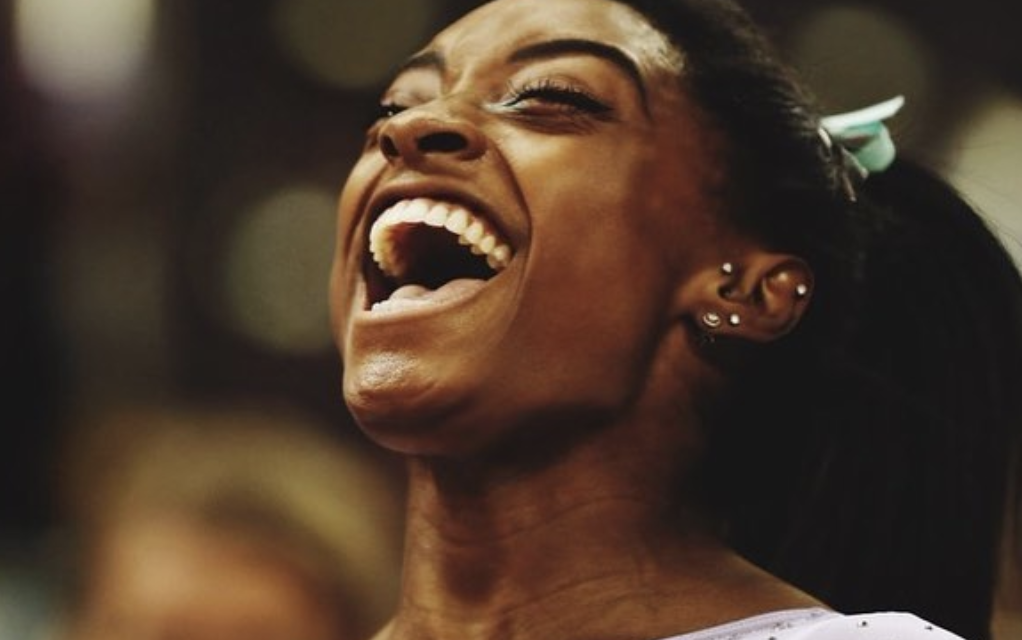 History Maker: Simone Biles is first American to win medals in every event at worlds…
